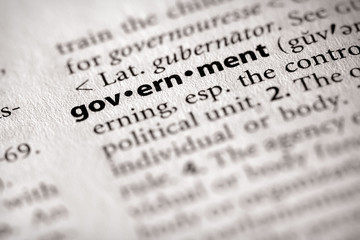 """""""government"""". Many more word photos in my portfolio...."""