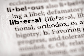 """""""liberal"""". Many more word photos for you in my portfolio...."""
