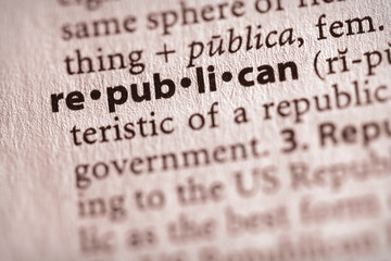 """""""republican"""". Many more word photos for you in my portfolio...."""