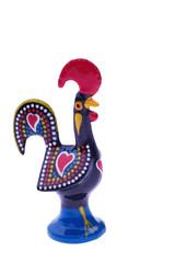 rooster statuette - symbol of Portugal