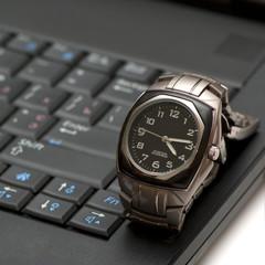 Computer & wrist-watch