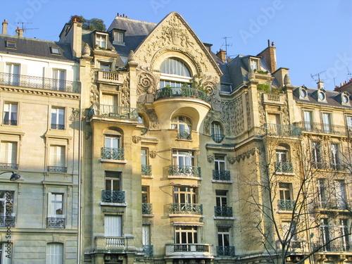 Immeuble art d co paris 8 france photo libre de droits sur la banque d 39 images - Magasin art deco paris ...