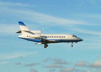 Business jet Dassault Mystere 900