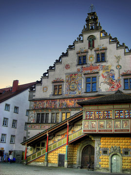 Lindau - altes Rathaus (historic town hall)