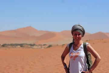 namibian tourist