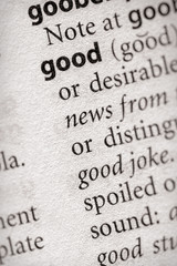 """good"". Many more word photos in my portfolio...."