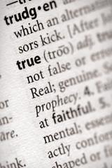"""true"". Many more word photos in my portfolio...."