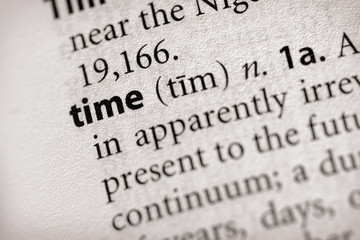 """""""time"""". Many more word photos in my portfolio...."""