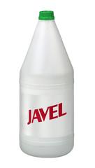 bouteille d'eau de Javel