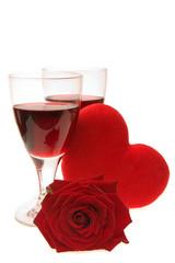 celebrating Valentines