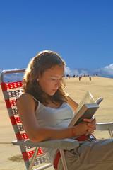 Entspannen an der Dune de Pilat