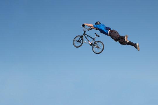 Biking High