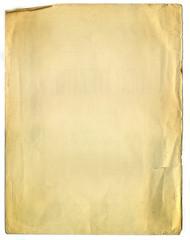 Old Broken Paper Texture