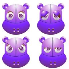 robot hippo