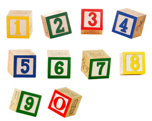 Numbered Blocks