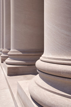 National Gallery Columns