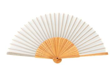 Gray Chinese Fan