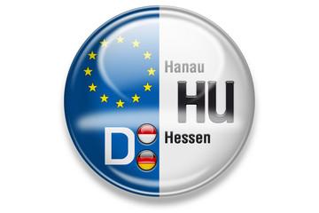 Hu Kennzeichen Land