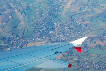 vista aerea - virata
