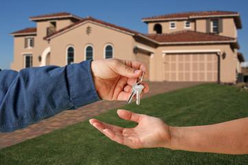 Handing Over the Keys