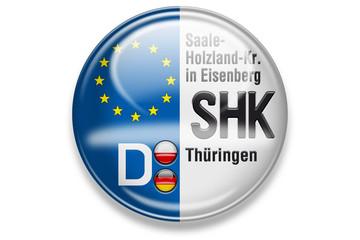 Autokennzeichen: SHK, Saale-Holzland-Kr. in Eisenberg