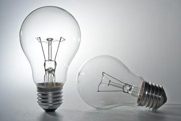 two bulbs