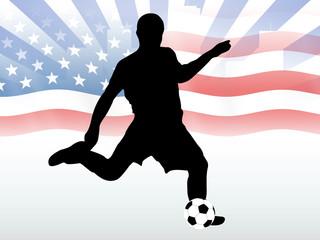 calciatore americano