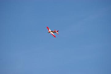 Avion modèle réduit
