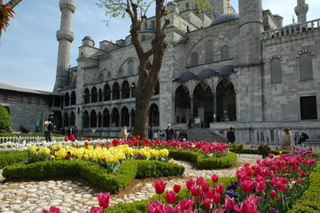 frühling in istanbul