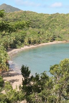 plage Batibou, Dominique