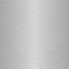 square aluminium metal background