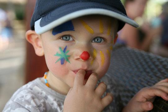 Petit clown #1