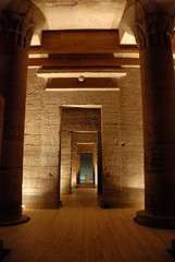 The Philae temple, Egypt
