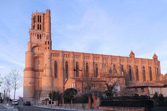 cathedrale sainte cécile