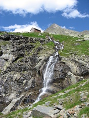 Bergwelt Österreich