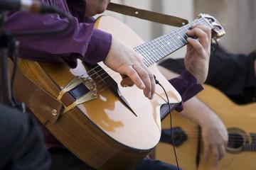 Photo de spectacle - Guitare jazz