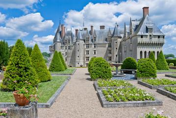Chateau Langeais Garden