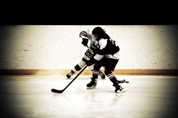 girl's hockey