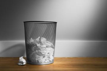 Trash-basket