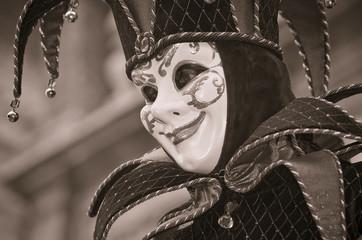 venice carnival mystery