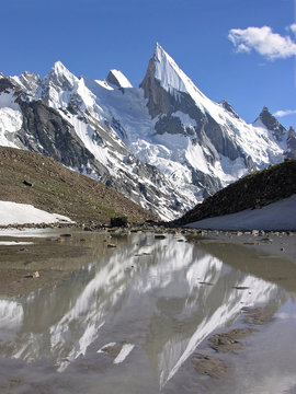 Karakorum, Laila Peak