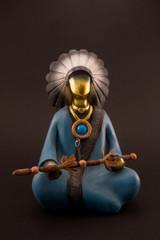 Indian Figure