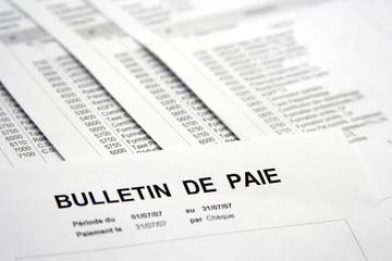 Rémunération, salaire et bulletin de paie