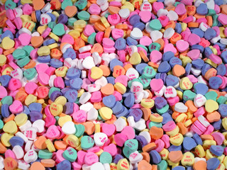 Candy Hearts-Small