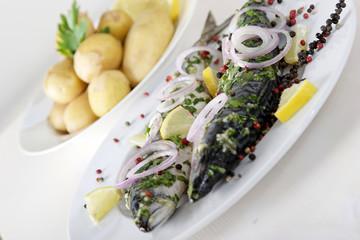 Fisch zum grillen