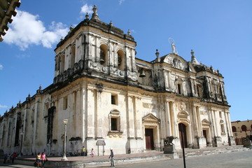 Cathédrale_Nicaragua