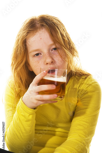 Teen under age drinking