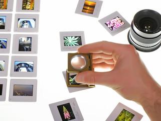 diapositive fotografiche