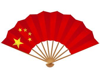 Eventail de Chine