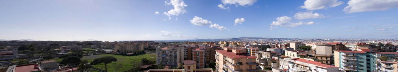 Napoli vista da San Giorgio a Cremano